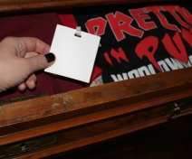 Nel cassetto delle magliette